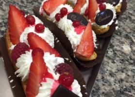 Eclairs gourmands