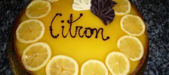 Nos tartes aux citrons