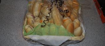 Nos petits pains garnis