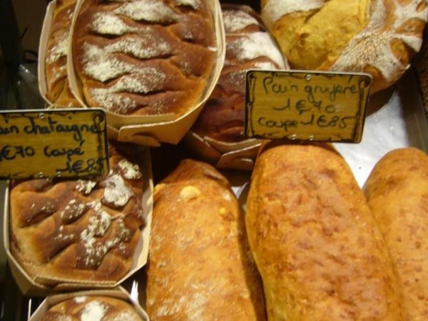 Le pain aux châtaignes